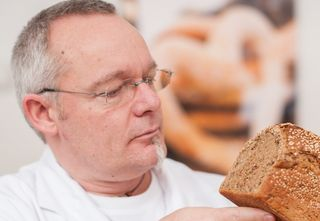 Portrait Brotprüfer Michael Isensee