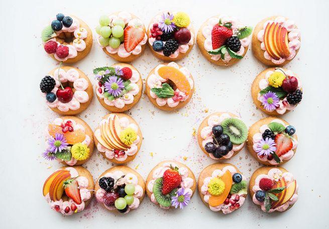Ein Obstfest Für Die Sinne Obstkuchen Mit Heimischen Früchten