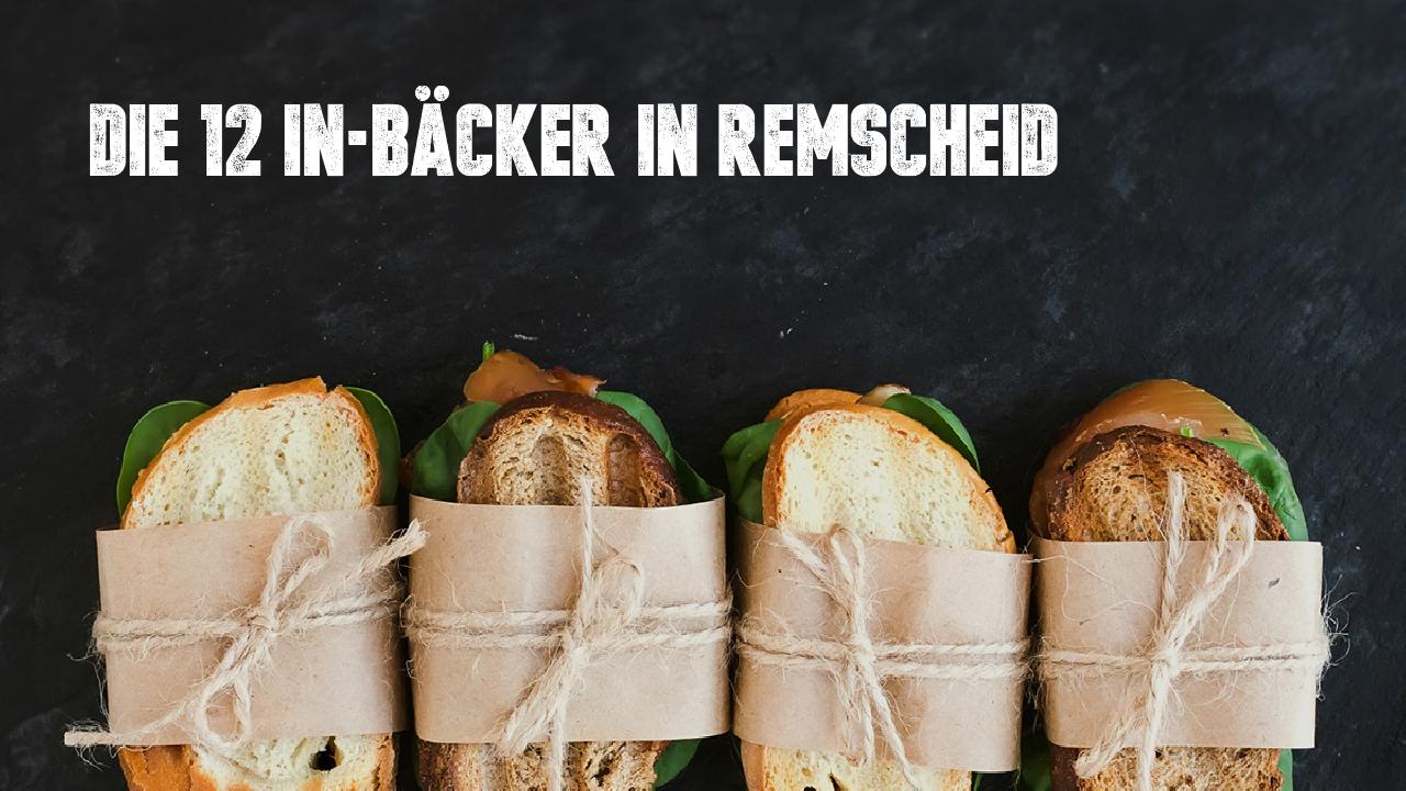 Die 12 IN-Bäcker in Remscheid - Deutsche Innungsbäcker