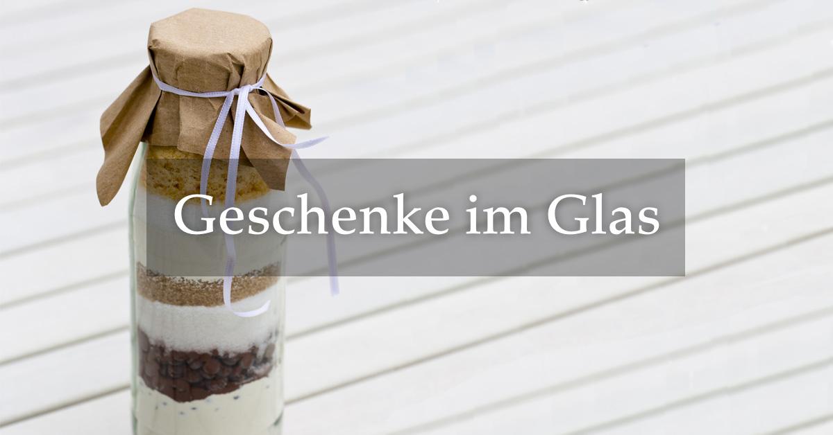 Geschenke Im Glas Deutsche Innungsbäcker